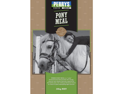 Perrys Equine feeds – Complete Formulated Horse Feeds